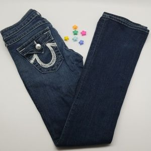 True Religion Jeans Size 26 in Excellent Used Cond